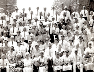 1937 Friends World Conference in Philadelphia